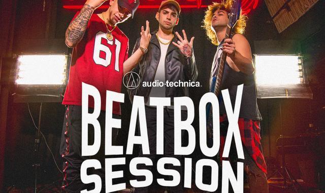 Iacho, Ecko – Beatbox Sessions Vol. 2