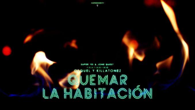 Osquel - Quemar La Habitación ft. Killatonez