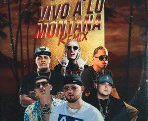 Jem Heize Ft. Jamby El Favo, Baby Johnny, Mr. Perez, Chryz Jay, Lyan El Bebesi - Vivo A Lo Montana Remix