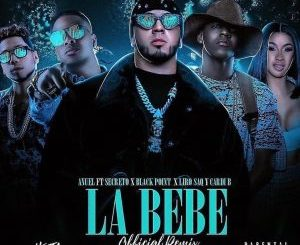Secreto Ft. Black Jonas Point, Liro Shaq, Anuel AA, Cardi B - La Bebe Remix