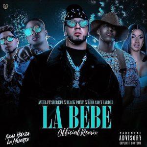 Secreto Ft. Black Jonas Point, Liro Shaq, Anuel AA, Cardi B - La Bebe Remix